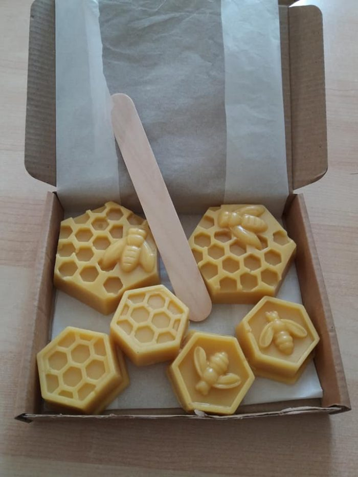 Make your own BeeWrap kit wax only