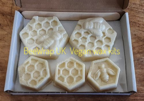 vegan wax kits