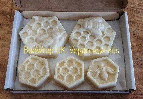 vegan wax kits